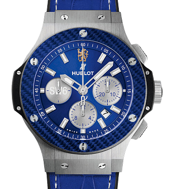 картинка ЧАСЫ HUBLOT BIG BANG LIMITED EDITION CHELSEA FOOTBALL CLUB 301.SY.7129.LR.CFC17 от магазина Одежда+