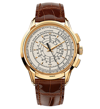 картинка ЧАСЫ PATEK PHILIPPE 175TH COMMEMORATIVE COLLECTION MULTI-SCALE CHRONOGRAPH 5975J-001 от магазина Одежда+