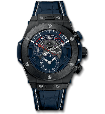 картинка ЧАСЫ HUBLOT BIG BANG UNICO CHRONOGRAPH RETROGRADE UEFA CHAMPIONS LEAGUE™ 45 MM 413.CX.7123.LR.UCL16 от магазина Одежда+