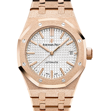 картинка ЧАСЫ AUDEMARS PIGUET ROYAL OAK FROSTED GOLD 15454OR.GG.1259OR.01 от магазина Одежда+