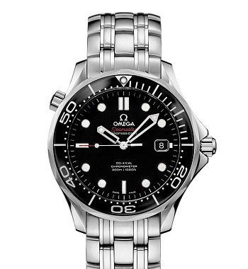 картинка ЧАСЫ OMEGA DIVER 300 M CO-AXIAL 41 ММ 212.30.41.20.01.003